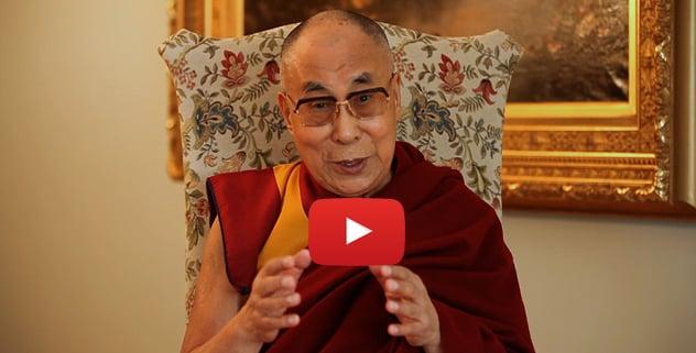 達賴喇嘛尊者藏曆2143火猴新年賀詞