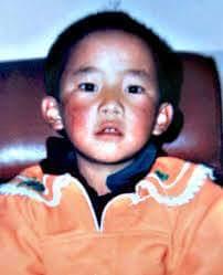 失踪22年的班禅喇嘛根敦确吉尼玛  照片/載自網絡
