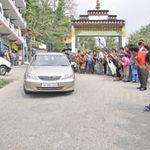 达赖喇嘛尊者前往新德里展开访问