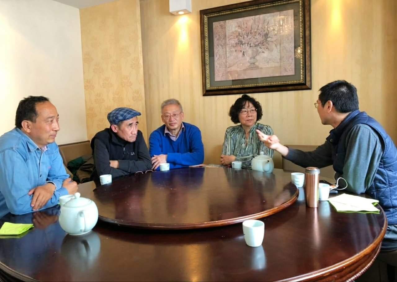 中国局势走向与汉藏民族关系