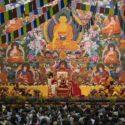 达赖喇嘛尊者在拉脱维亚传授佛法 -图片新闻