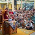 达赖喇嘛尊者在达兰萨拉会见本地及国外来客