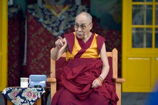 达赖喇嘛尊者呼吁将古印度文化纳入现代教育体系中