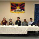 西藏人民议会代表团结束对加拿大访问行程