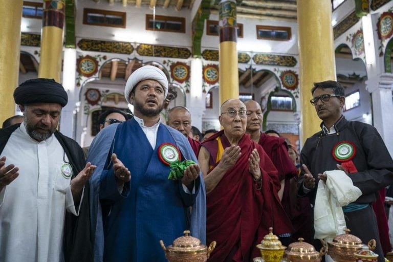 尊者:印度伊斯兰教徒要促进逊尼派与什叶派之间的包容和谐