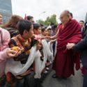 达赖喇嘛尊者在瑞士苏黎世传授佛法 – 图片新闻