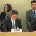 """西藏在联合国对中国的普遍定期审议期间施展""""蚊子战略"""""""