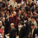 达赖喇嘛尊者抵达日本