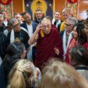 达赖喇嘛尊者接见美国印第安代表团