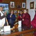 喜马偕尔邦总督向藏人恭贺藏历新年