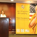 """美国国会众议院议长南希·佩洛西在""""感恩美国""""活动上的致辞全文"""