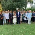 司政洛桑森格会见南非支持西藏团体成员