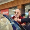 达赖喇嘛尊者结束新德里行程返回达兰萨拉