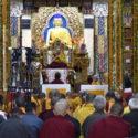 达赖喇嘛尊者:希望并祈祷活到110岁,信众也需为此虔诚祈愿
