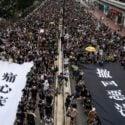 在西藏,在香港