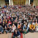 达赖喇嘛尊者鼓励公务人员为西藏自由事业作出贡献