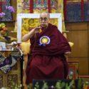 达赖喇嘛尊者出席西藏宗教大会闭幕式