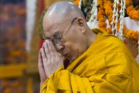 西藏精神领袖达赖喇嘛尊者祈祷美国前总统吉米·卡特尽快恢复健康