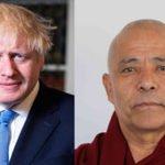西藏人民议会副议长致函祝贺英国首相再次获得胜利