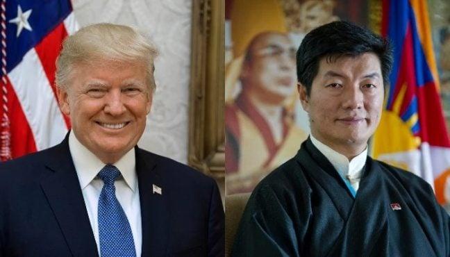 美国总统特朗普签署《2020西藏政策与支持法案》承认藏人行政中央并为西藏提供援助资金